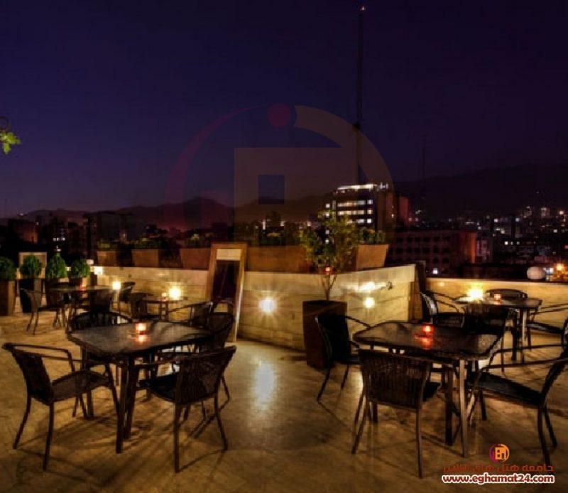 760cafe هتل ملل اصفهان