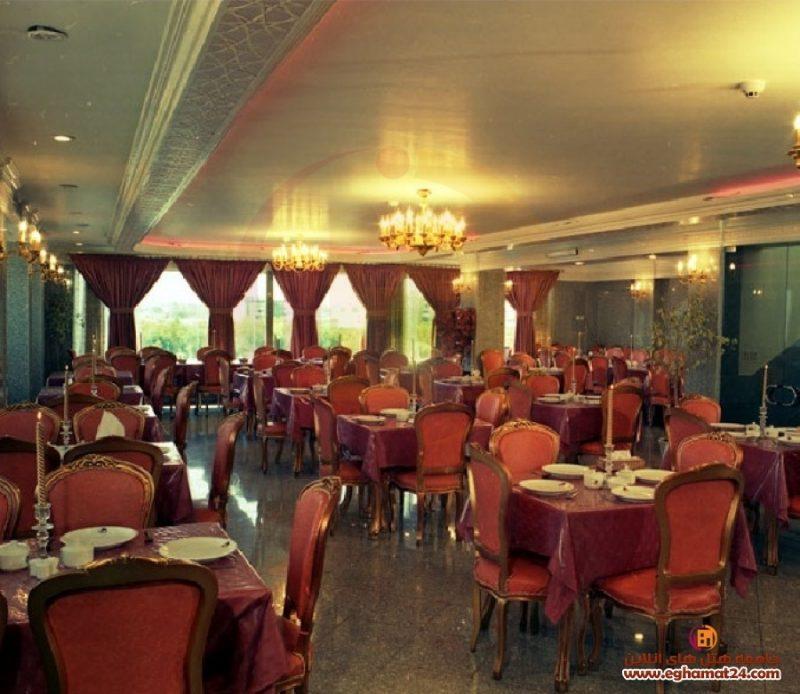 760resturantmelalesfahan هتل ملل اصفهان
