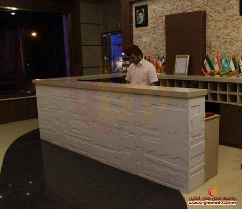 76918 هتل رنگین کمان خرم آباد