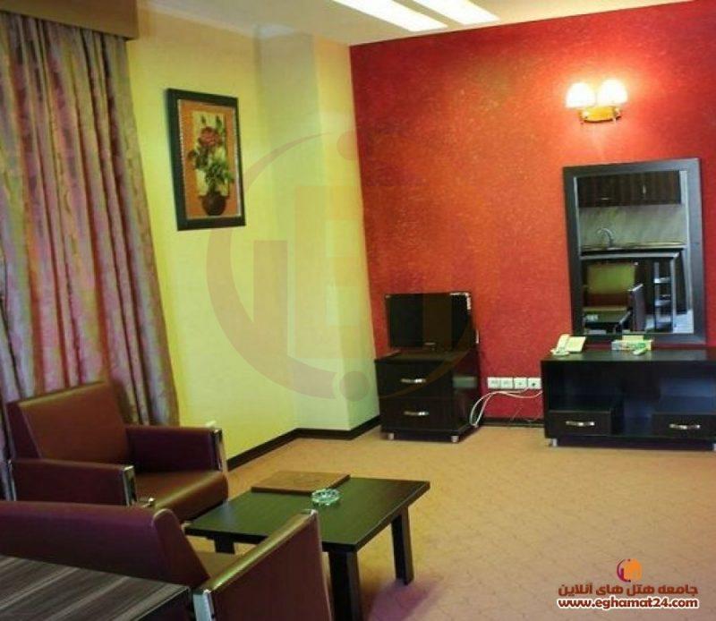 76919 هتل رنگین کمان خرم آباد