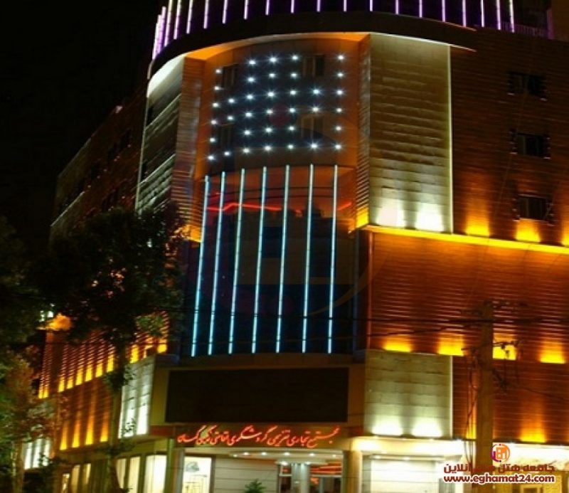 769up_hotel2 هتل رنگین کمان خرم آباد