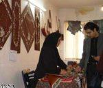 رونق صنایع دستی از مهاجرت روستاییان جلوگیری می کند