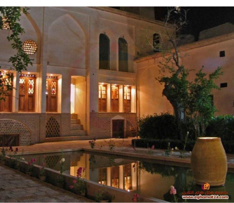 8621 خانه تاریخی احسان کاشان