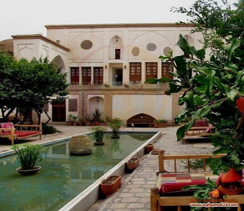86289 خانه تاریخی احسان کاشان