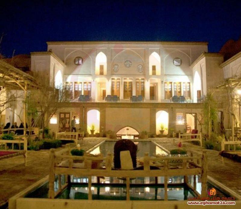 8629 خانه تاریخی احسان کاشان