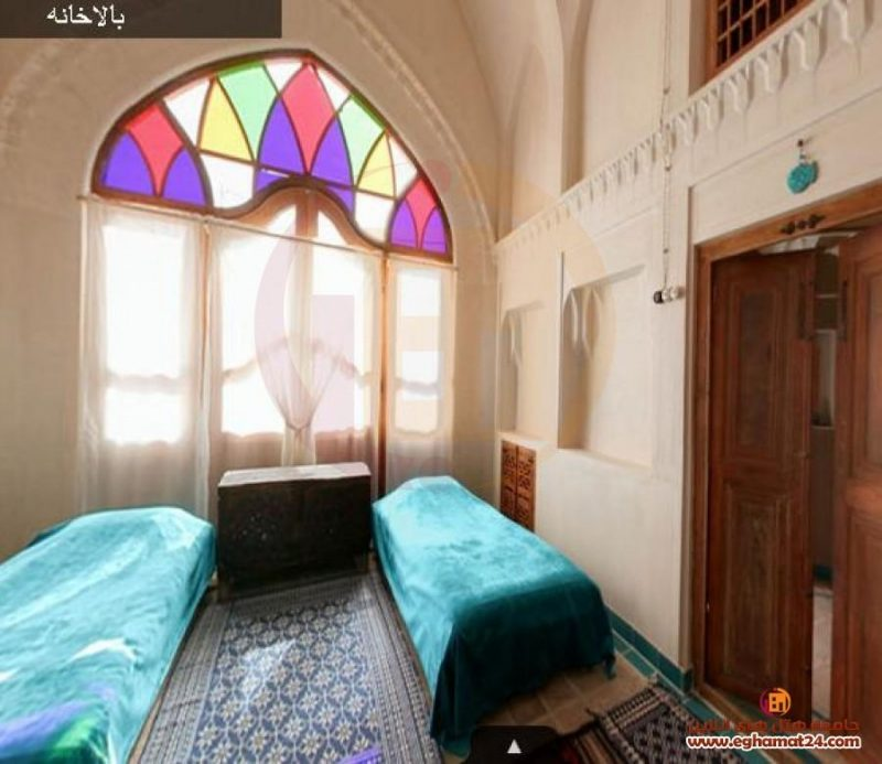 8631 خانه تاریخی ایرانی کاشان
