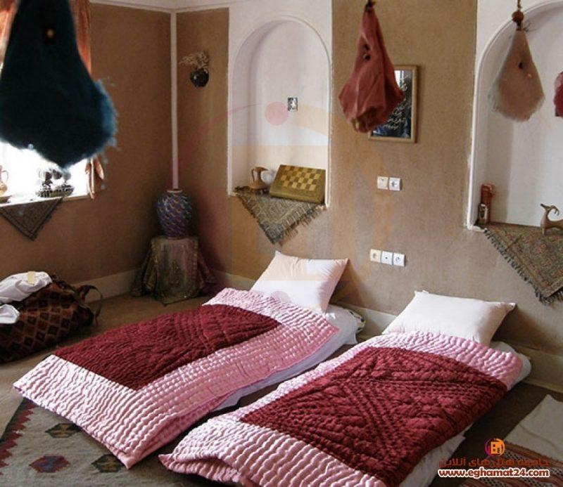 هتل کویر بالی خور و بیابانک