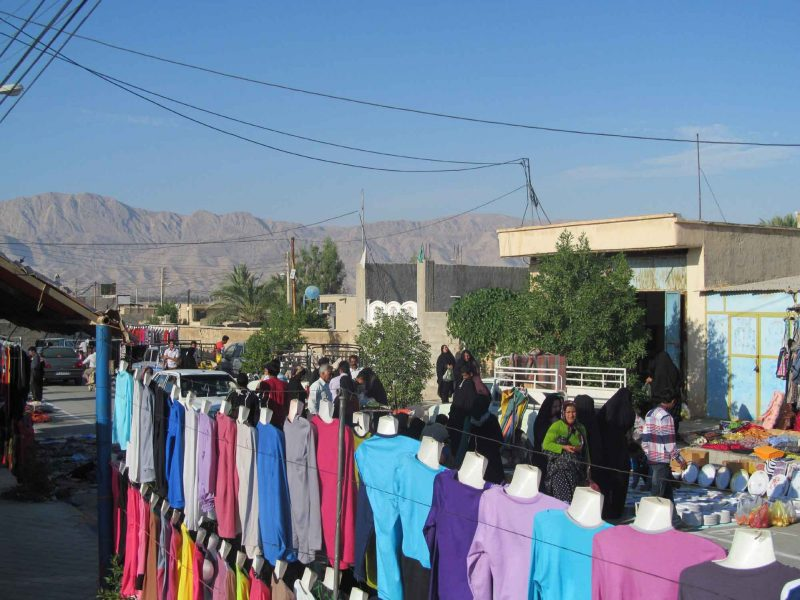 IMG_0034 بازارچه هفتگی بوشکان