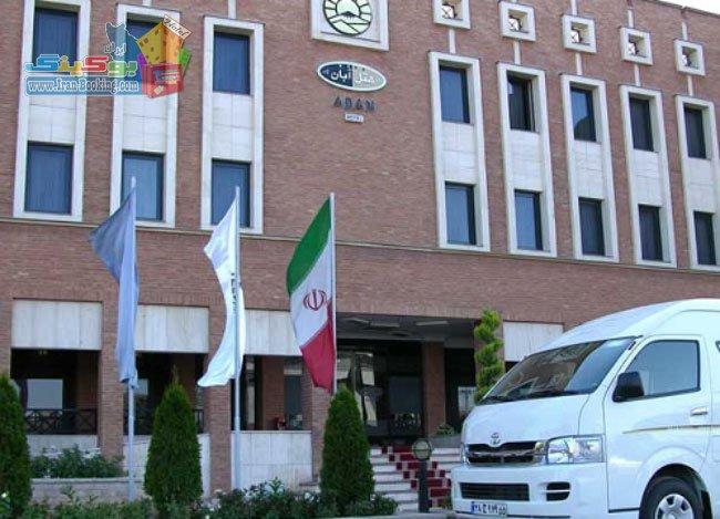 هتل آبان مشهد