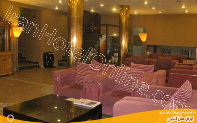 هتل رودکی شيراز