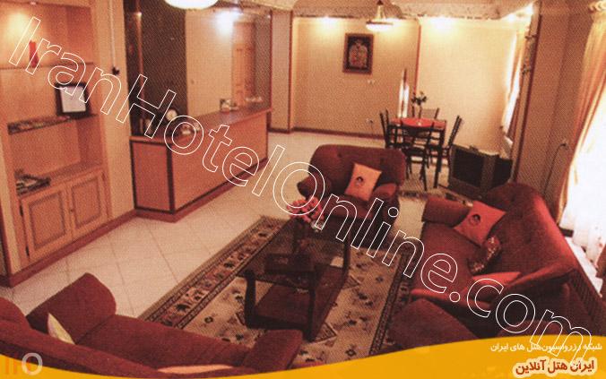 e69a3945-6d01-46bd-b35b-27eabf1df520 هتل آپارتمان خاتون اصفهان