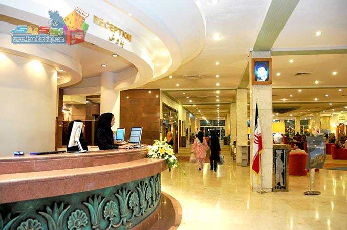 homa-hotel-shiraz-lobby هتل هما شیراز