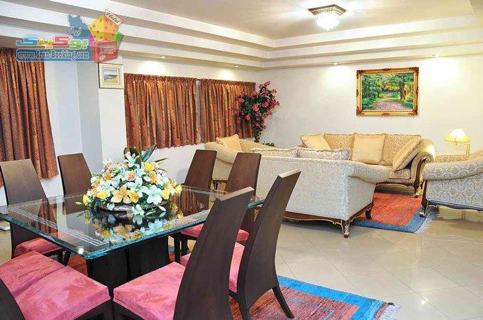 homa-hotel-shiraz-room هتل هما شیراز