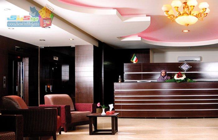 sheikh-bahaei-hotel-isfahan-reception هتل شیخ بهایی اصفهان