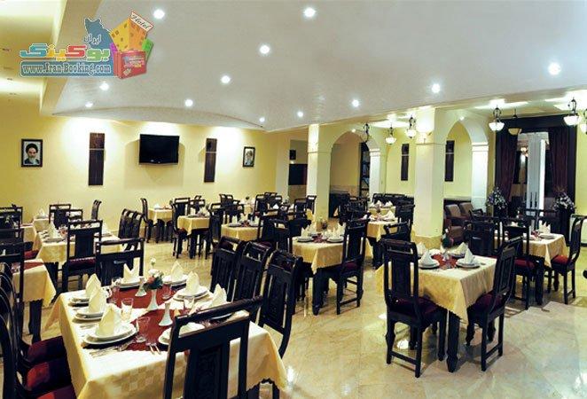 sheikh-bahaei-hotel-isfahan-resturant هتل شیخ بهایی اصفهان