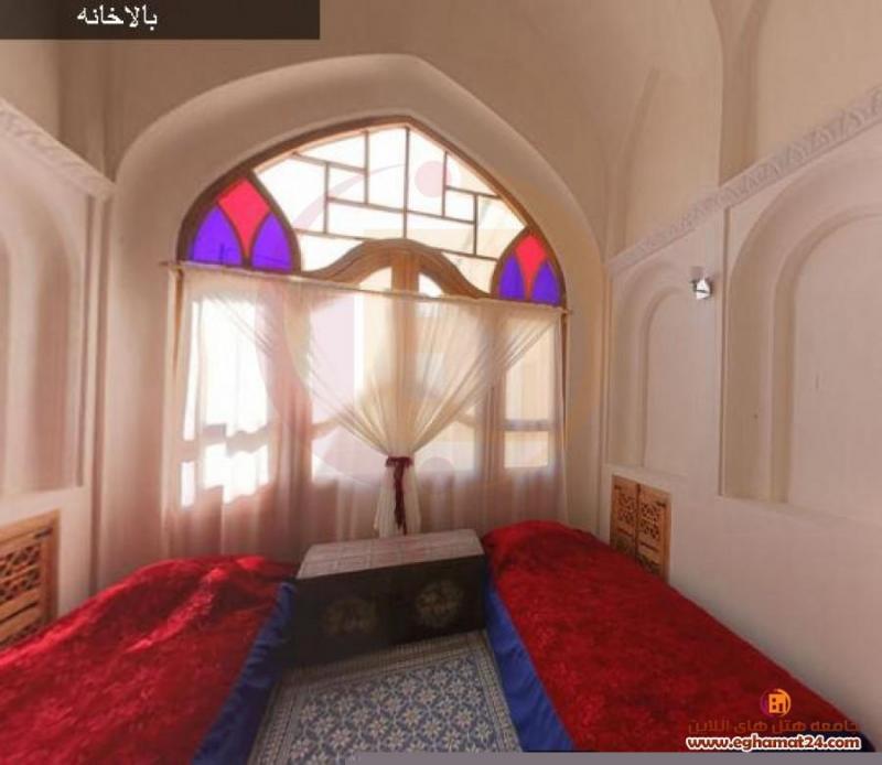 untitled خانه تاریخی ایرانی کاشان