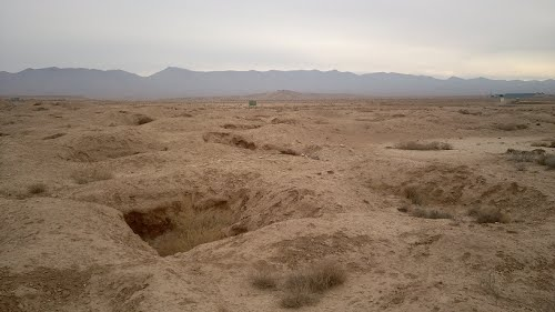 محوطه خواجه سنگ آور