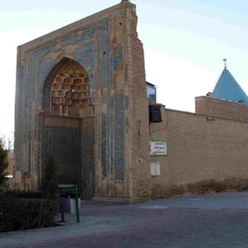 مسجد-جامع-بسطام5 شهر بسطام