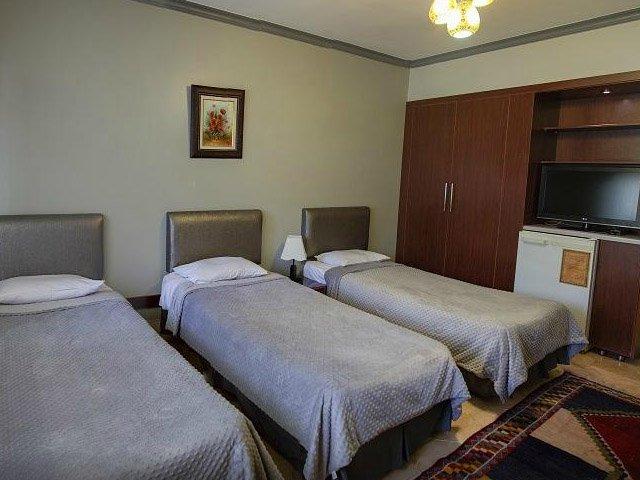 هتل توریست اصفهان