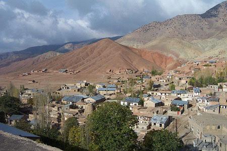 چاشم روستای چاشم