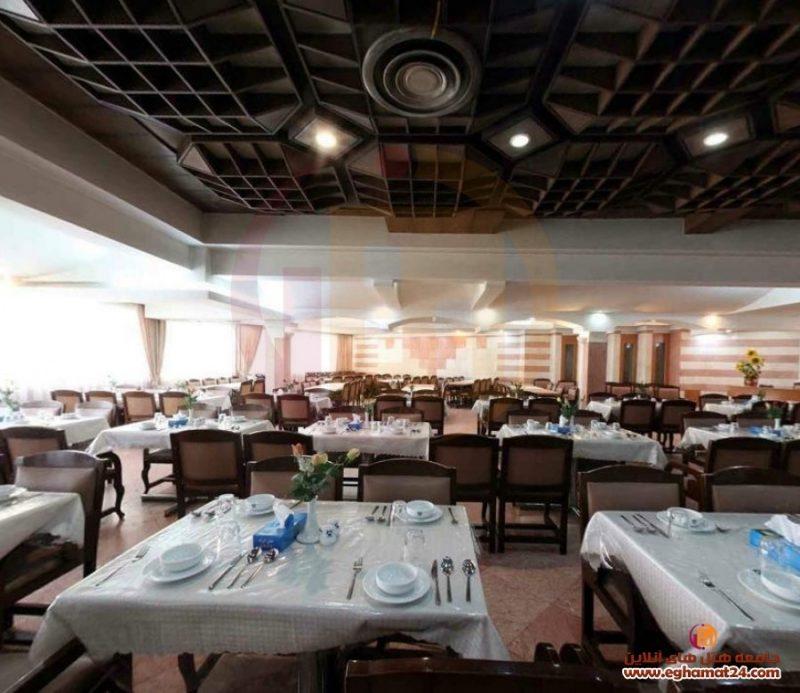 4611 هتل اترک مشهد