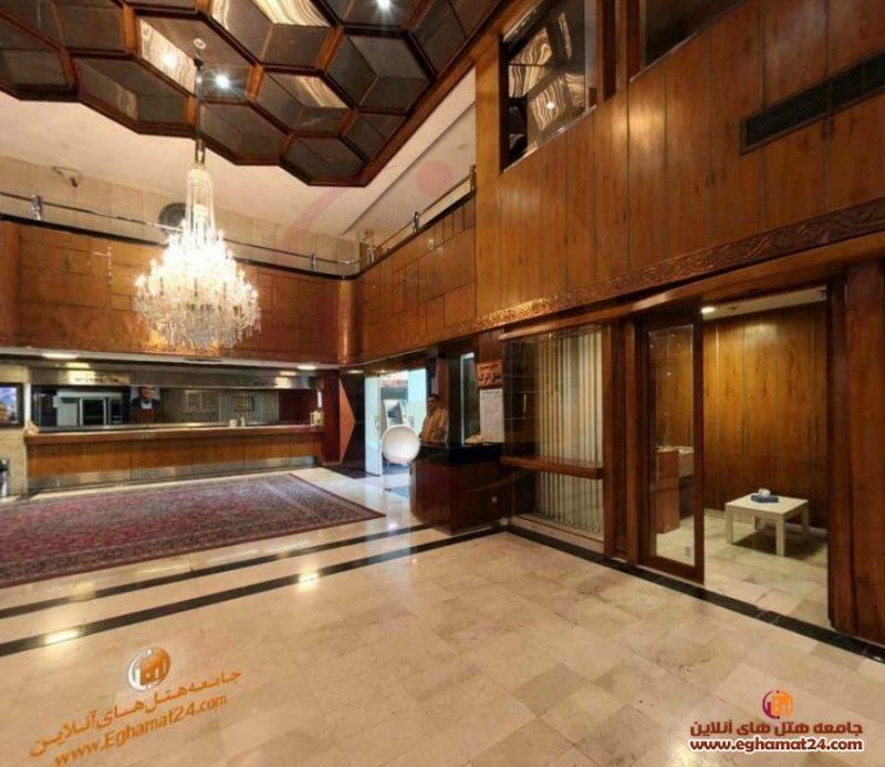 4612 هتل اترک مشهد