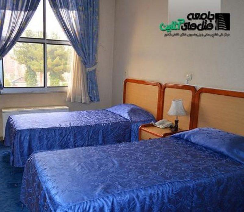 هتل گلستان مشهد
