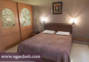 اتاق دبل هتل توریست اصفهان هتل توریست اصفهان