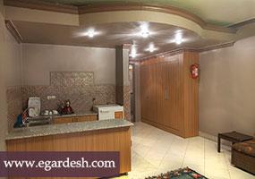 آشپزخانه هتل توریست اصفهان هتل توریست اصفهان