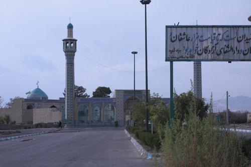 ashraf-04  امامزاده علی بن اشرف(ع) سمنان