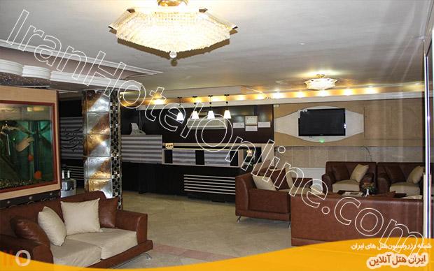 هتل آپارتمان یلدا مشهد
