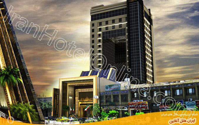 هتل درويشی مشهد