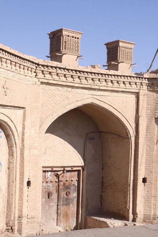 خانه حاج حشمت اللشکر(ابراهیم خان)