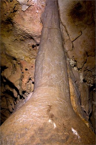 غار کفترک درق