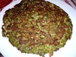 کوکوی لوبیا سبز تبریزی