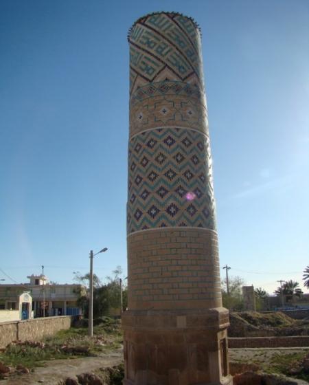 مناره کاشی شیخ دانیال