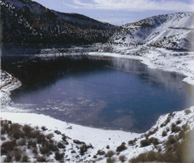 دریاچه سردریا دریاچه سه دریا