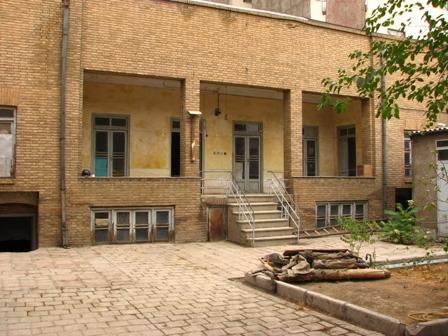 مدرس خانه شهید مدرس