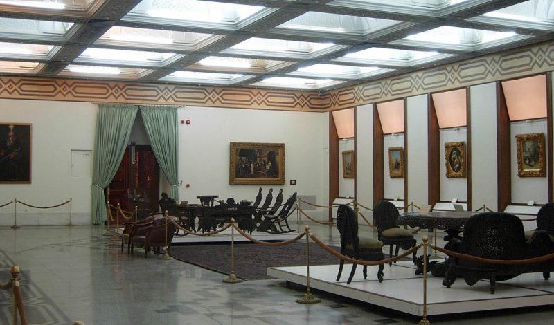 ملک 4 موزه ملک تهران