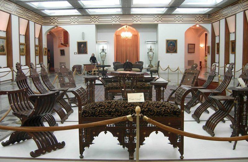 ملک 5 موزه ملک تهران