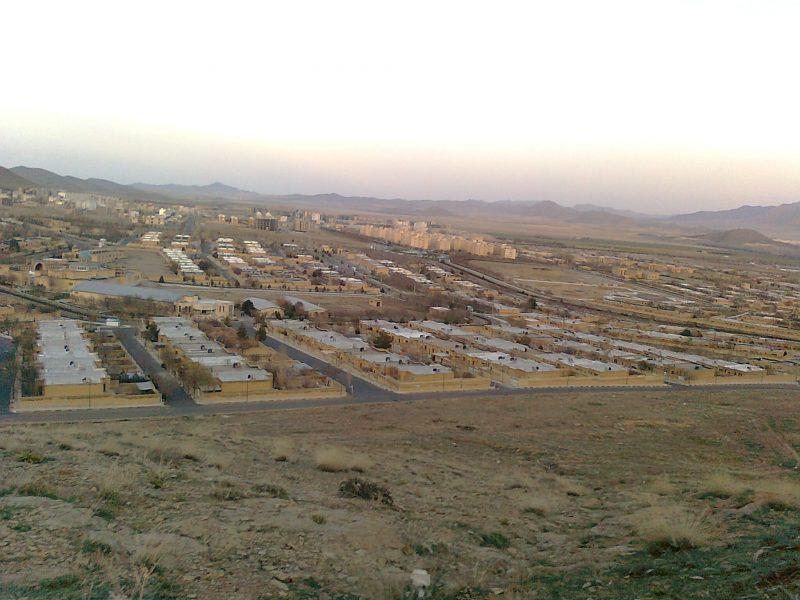 مهاجزان 1 شهر جدید مهاجران