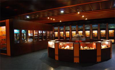 موزه زمین شناسی موزه زمین شناسی تهران