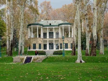 81336989-5992928 نمایشگاه ایران از نگاه جهانگردان دوره قاجار در کاخ نیاوران