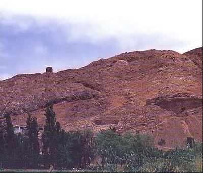 Ghale tabarok قلعه تبرک