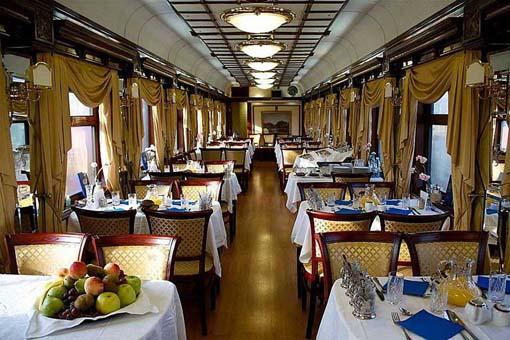 IMG17434654 ورود گردشگران اروپایی با 6 قطار لوکس به ایران