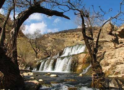 Sarkaneh آبشار سرکانه