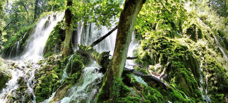 اوبن 1 آبشار اوبن