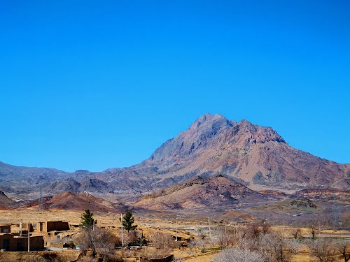 خرانق کوه خرانق
