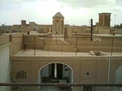 مسجد چهل محراب یزد