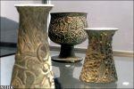 کشف ظروف باستانی متعلق به هزار اول قبل از میلاد در باشت